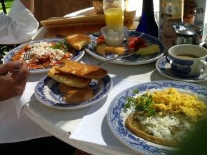 Yummy Mexican breakfast!